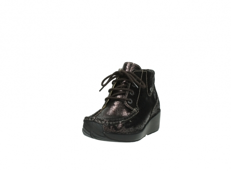 wolky lace up boots 04350 varosa 90300 brown craquele leather_21
