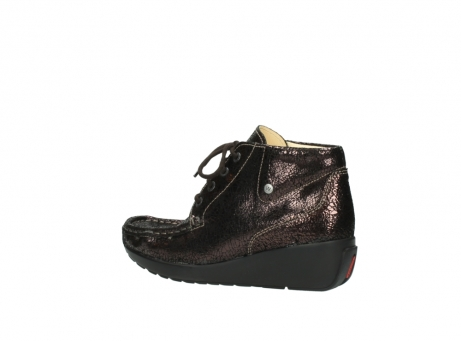 wolky lace up boots 04350 varosa 90300 brown craquele leather_3