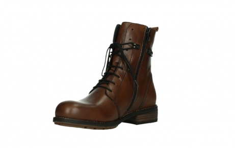 wolky lace up boots 04444 murray xw 20430 cognac leather_10