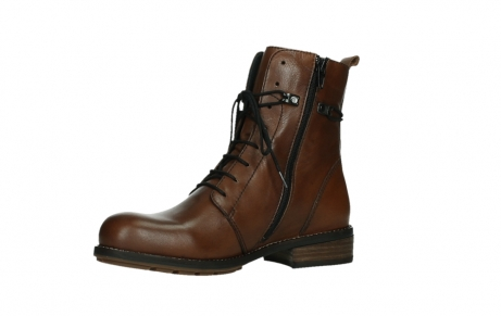 wolky lace up boots 04444 murray xw 20430 cognac leather_11