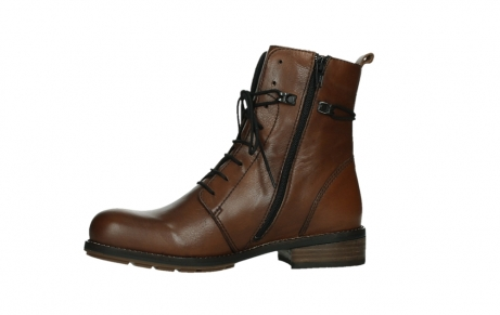 wolky lace up boots 04444 murray xw 20430 cognac leather_12