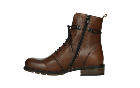 wolky lace up boots 04444 murray xw 20430 cognac leather_13
