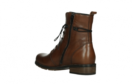 wolky lace up boots 04444 murray xw 20430 cognac leather_16