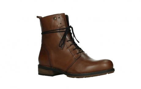 wolky bottines a lacets 04444 murray xw 20430 cuir cognac_3