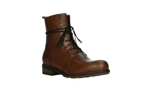 wolky lace up boots 04444 murray xw 20430 cognac leather_4