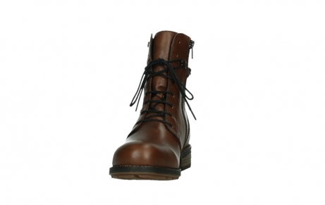 wolky bottines a lacets 04444 murray xw 20430 cuir cognac_8