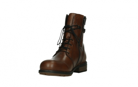 wolky bottines a lacets 04444 murray xw 20430 cuir cognac_9
