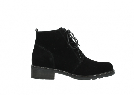 wolky lace up boots 04476 bunda 40000 black suede_13