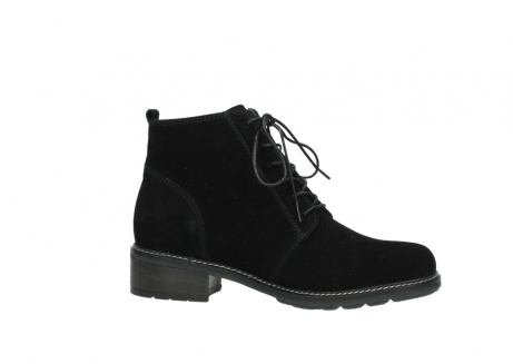 wolky lace up boots 04476 bunda 40000 black suede_14