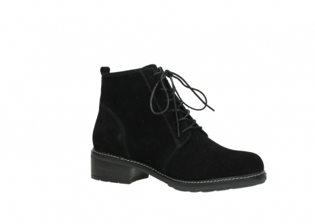 wolky lace up boots 04476 bunda 40000 black suede_15