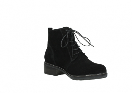 wolky lace up boots 04476 bunda 40000 black suede_16