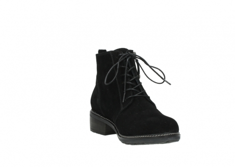 wolky lace up boots 04476 bunda 40000 black suede_17