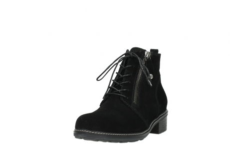 wolky lace up boots 04476 bunda 40000 black suede_21