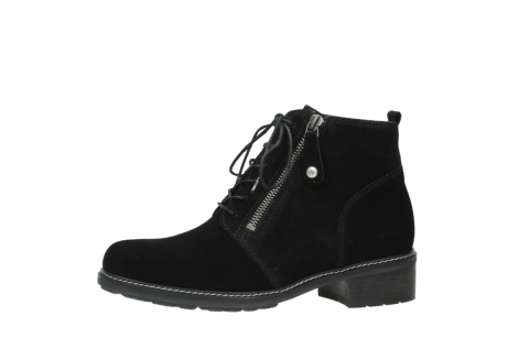 wolky lace up boots 04476 bunda 40000 black suede_24