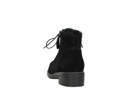 wolky lace up boots 04476 bunda 40000 black suede_6