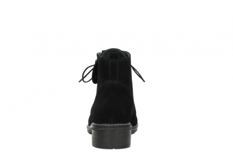 wolky lace up boots 04476 bunda 40000 black suede_7