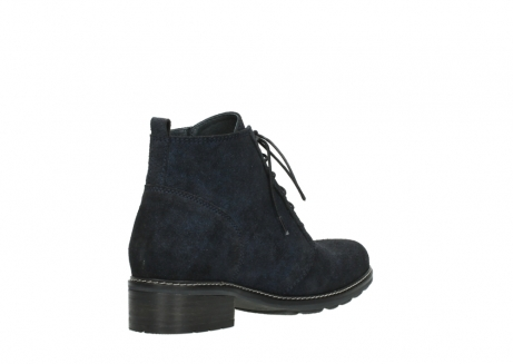 wolky lace up boots 04476 bunda 48800 blue suede_10