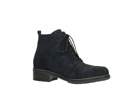 wolky lace up boots 04476 bunda 48800 blue suede_15