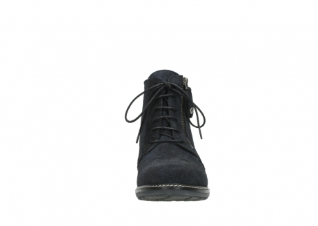 wolky lace up boots 04476 bunda 48800 blue suede_19