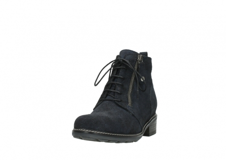 wolky lace up boots 04476 bunda 48800 blue suede_21