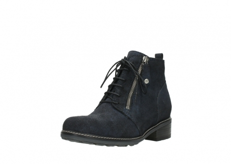 wolky lace up boots 04476 bunda 48800 blue suede_22