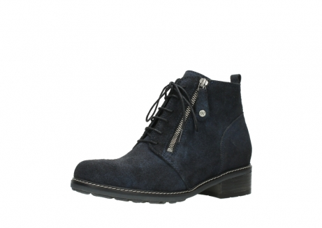 wolky lace up boots 04476 bunda 48800 blue suede_23