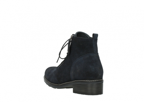 wolky lace up boots 04476 bunda 48800 blue suede_5