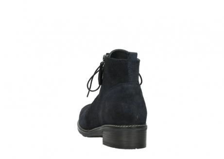 wolky lace up boots 04476 bunda 48800 blue suede_6