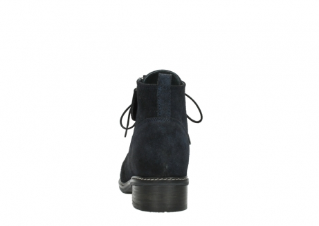 wolky lace up boots 04476 bunda 48800 blue suede_7