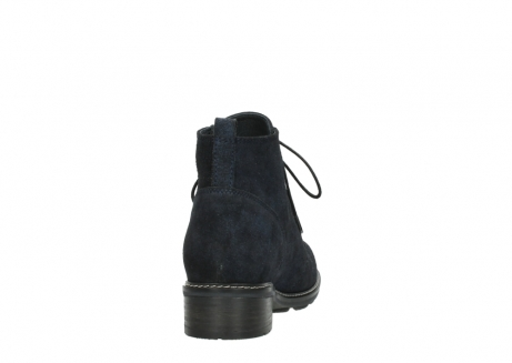 wolky lace up boots 04476 bunda 48800 blue suede_8