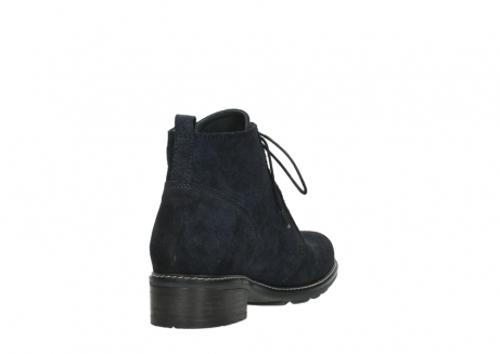 wolky lace up boots 04476 bunda 48800 blue suede_9