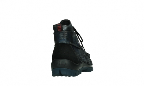 wolky veterboots 04725 jump winter 46800 blauw suede_20