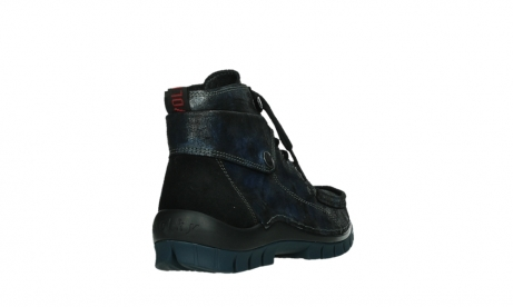 wolky veterboots 04725 jump winter 46800 blauw suede_21