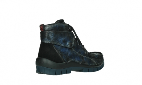 wolky veterboots 04725 jump winter 46800 blauw suede_22