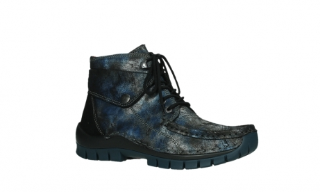wolky veterboots 04725 jump winter 46800 blauw suede_3