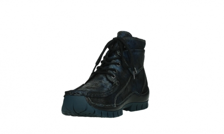 wolky veterboots 04725 jump winter 46800 blauw suede_9