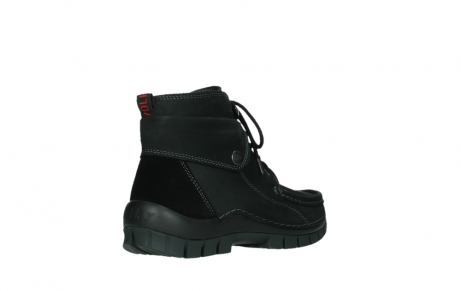 wolky lace up boots 04725 jump winter 50000 black oiled nubuck_22