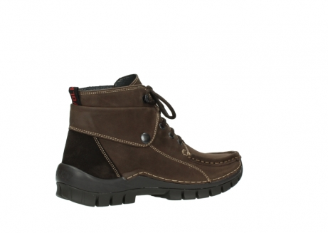 wolky lace up boots 04725 jump winter 50300 brown oiled nubuck_11