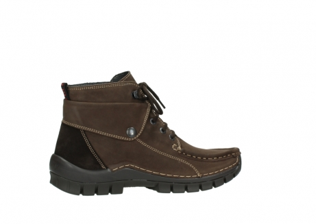 wolky lace up boots 04725 jump winter 50300 brown oiled nubuck_12