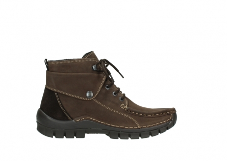 wolky lace up boots 04725 jump winter 50300 brown oiled nubuck_13