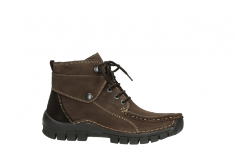 wolky lace up boots 04725 jump winter 50300 brown oiled nubuck_14