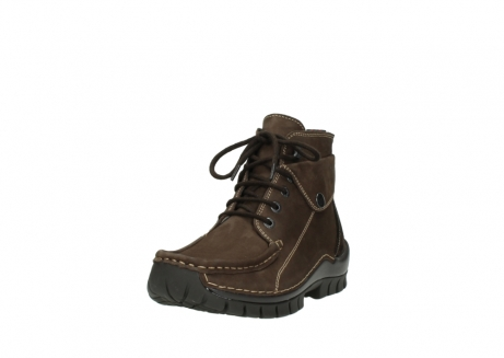 wolky lace up boots 04725 jump winter 50300 brown oiled nubuck_21