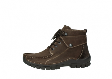 wolky lace up boots 04725 jump winter 50300 brown oiled nubuck_24