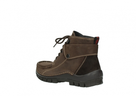 wolky lace up boots 04725 jump winter 50300 brown oiled nubuck_4