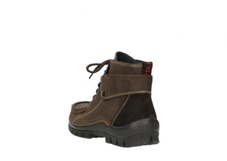 wolky lace up boots 04725 jump winter 50300 brown oiled nubuck_5