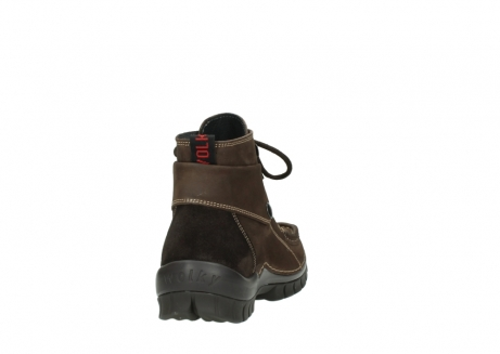 wolky lace up boots 04725 jump winter 50300 brown oiled nubuck_8
