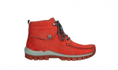 wolky lace up boots 04725 jump winter 50505 dark red oiled leather_1