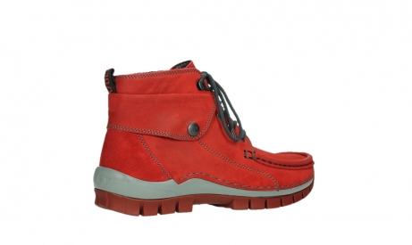 wolky lace up boots 04725 jump winter 50505 dark red oiled leather_23