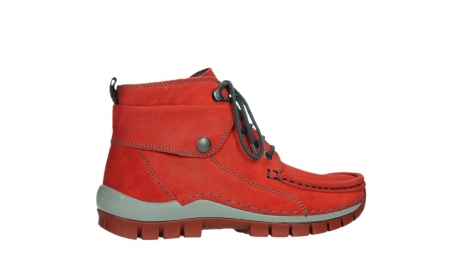 wolky lace up boots 04725 jump winter 50505 dark red oiled leather_24