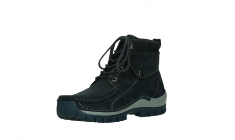 wolky lace up boots 04725 jump winter 50810 grey blue oiled nubuck_10